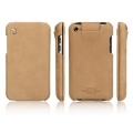 SGP iPod Touch 4G Leather Case Vintage Edition Series [Brown]